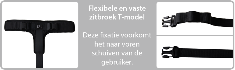 Flexibel En Vast Tbroek